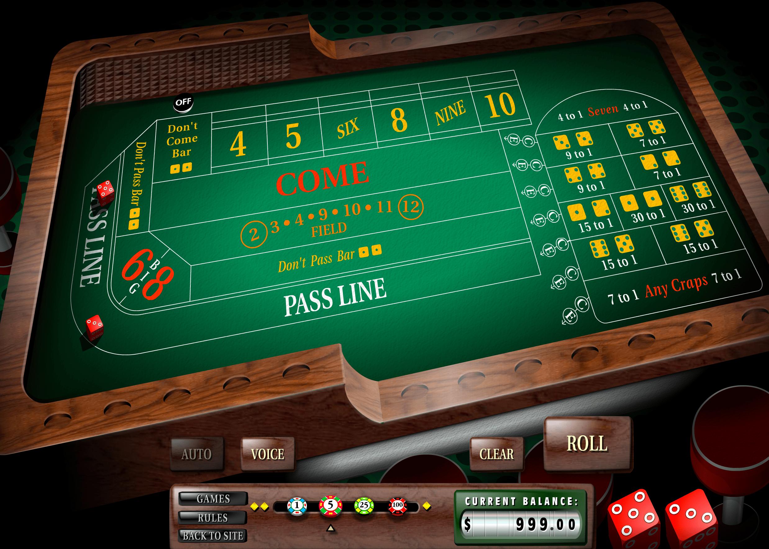 официальный сайт правила игры в кости в казино