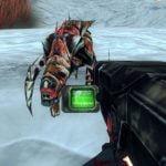 Fremmed Planet 3D-Shooter