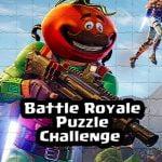 Battle Royale Puslespill Utfordring