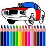 BTS Moro Coloring