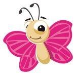 Butterfly Puslespill Utfordring