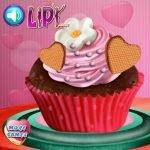 Første Dato Elsker Cupcake