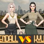 Kendall Vs Kari Yeezy Edition