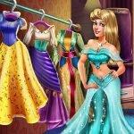 Søvnig Prinsesse Hemmelig Garderobe