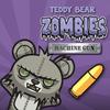 Bamse Zombier Maskingevær
