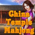 Kina Tempel Mahjong