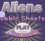 Aliens Bubble Shooter