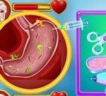 Elsa Og Hennes Baby Mage Kirurgi