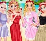 Prinsesser Eksamen Beach Party